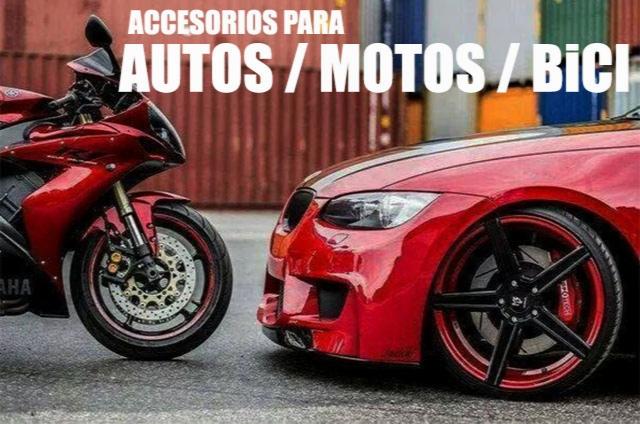 Imagen categoría Autos / motos / bicis
