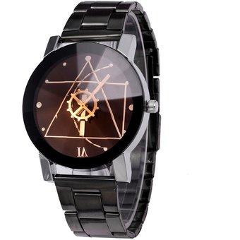 Reloj para hombre pirámide