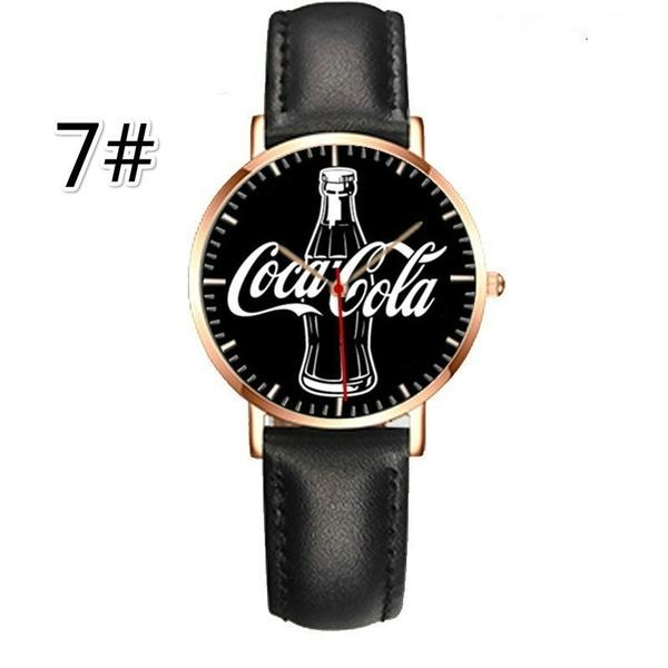 Reloj unisex coca-cola