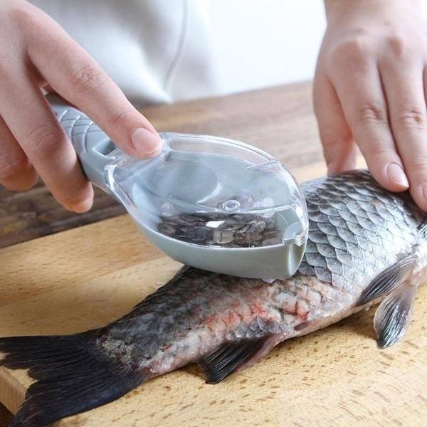 Limpiador de escamas para pescados