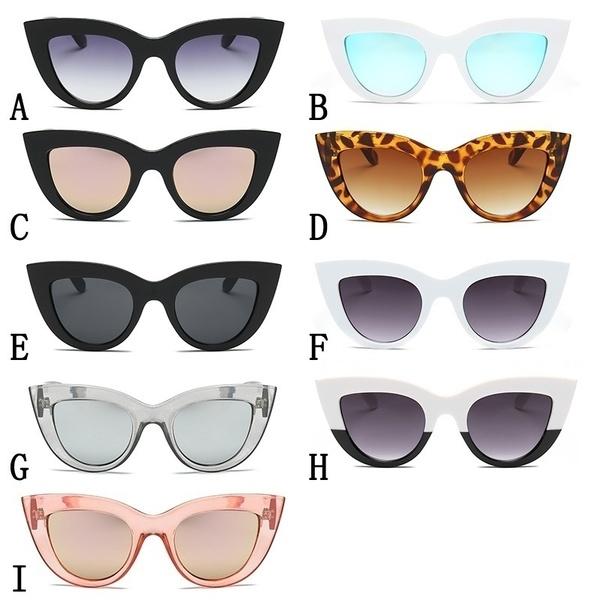 Gafas de sol retro de ojo de gato vintage mod. H