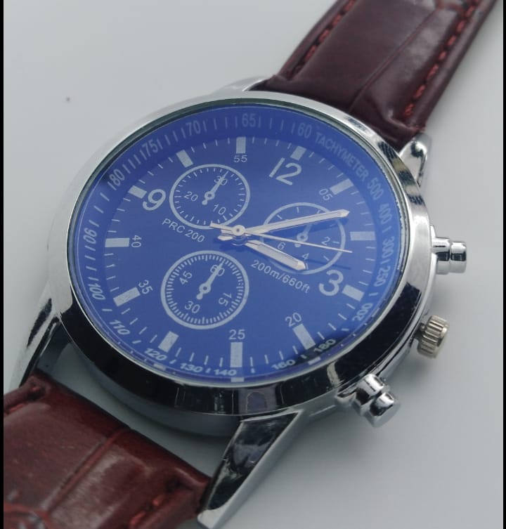 Reloj genérico tipo piel
