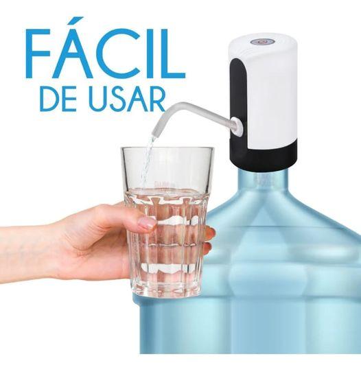 Bomba De Agua Electrica Automatica Recargable